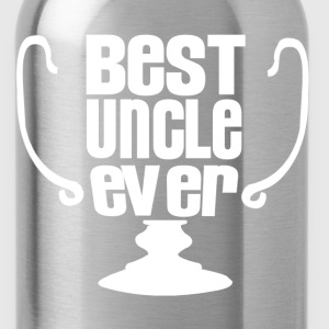best uncle - Water Bottle