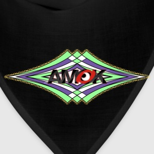 AMOK geometric waves - Bandana