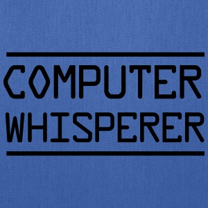 Computer Whisperer T-Shirts - Tote Bag