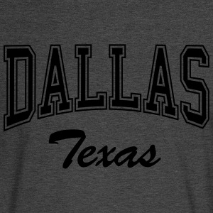 Dallas Texas T-Shirts - Men's Long Sleeve T-Shirt