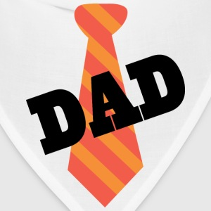 Dad Father's Day Mens T-shirt (Necktie) - Bandana
