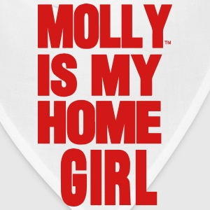 MOLLY IS MY HOME GIRL T-Shirts - Bandana