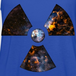 Nuclear - Space Texture Women's T-Shirts - Women's Flowy Tank Top by Bella