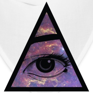 Eye of Providence Kids' Shirts - Bandana