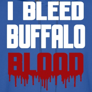 I Bleed Buffalo Blood T-Shirts - Men's Hoodie