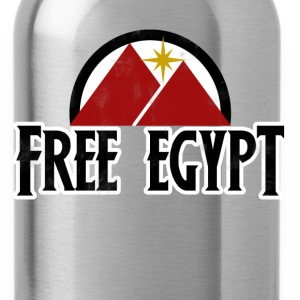 Free Egypt - Water Bottle