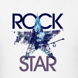 Rock Star - Men's T-Shirt