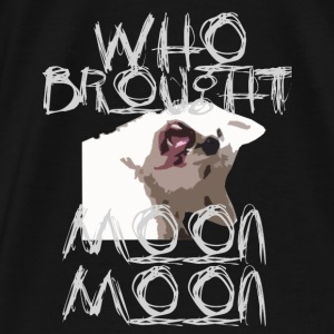 Moon Moon - Men's Premium T-Shirt