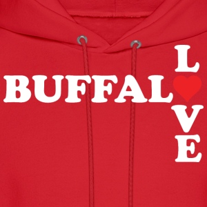 Buffalo Love  Women's T-Shirts - Men's Hoodie