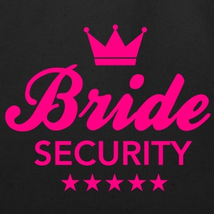 Bride security - Eco-Friendly Cotton Tote
