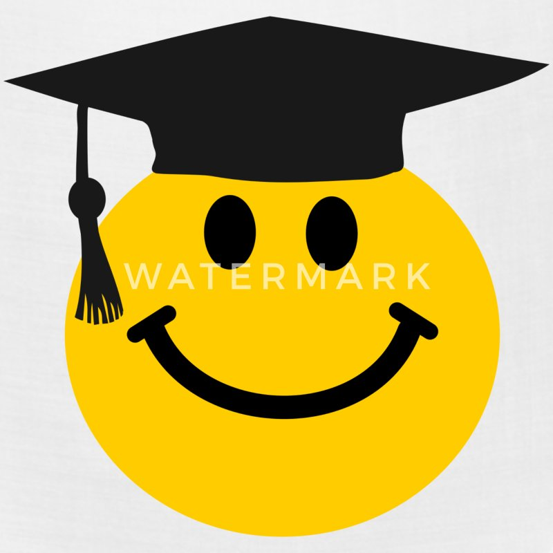 Graduate Smiley face Caps - Bandana