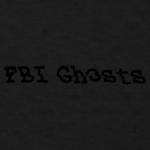 FBI Ghosts official Logo  Caps - Men's T-Shirt