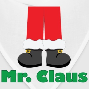 Santa Claus Feet (Mr Claus) - Bandana