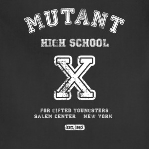 Mutant High School - Adjustable Apron