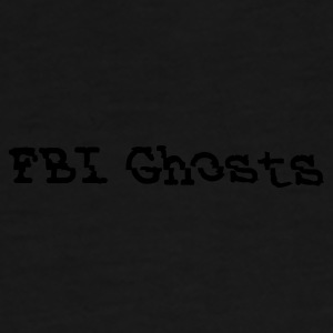 FBI Ghosts official logo Cap - Men's Premium T-Shirt