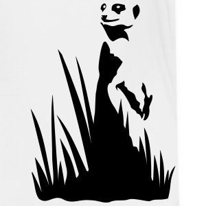 meerkat standing in the grass Kids' Shirts - Toddler Premium T-Shirt