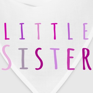 Little sister in pink Women's T-Shirts - Bandana