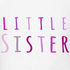 Little sister in pink Baby & Toddler Shirts - Men's T-Shirt