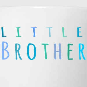 Little Brother in blue T-Shirts - Coffee/Tea Mug