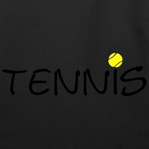 Tennis Ball Racket Court Game 2c Hoodies - Eco-Friendly Cotton Tote