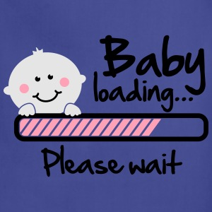 Baby loading - please wait Women's T-Shirts - Adjustable Apron