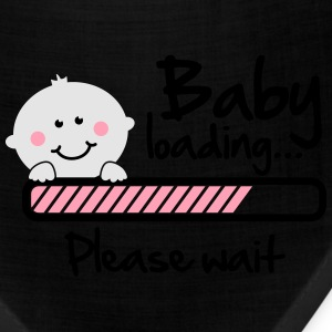 Baby loading - please wait Women's T-Shirts - Bandana