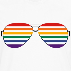 Rainbow Shades Women's T-Shirts - Men's Premium Long Sleeve T-Shirt