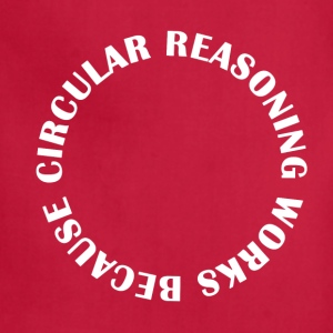 Circular Reasoning - Adjustable Apron