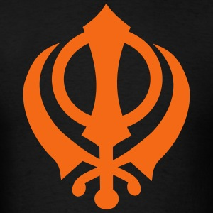 Khanda Hoodies - Men's T-Shirt