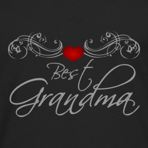 Best Grandma Women's T-Shirts - Men's Premium Long Sleeve T-Shirt