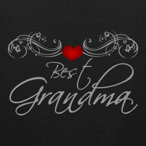 Best Grandma Women's T-Shirts - Men's Premium Tank