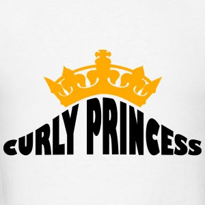 Curly Princess Baby & Toddler Shirts - Men's T-Shirt