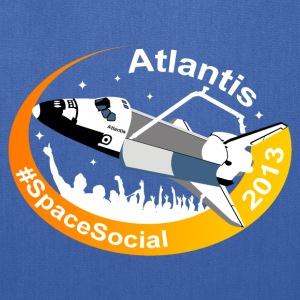 Atlantis Space Social (Simple) Women's T-Shirts - Tote Bag