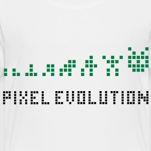 Pixel Evolution Kids' Shirts - Toddler Premium T-Shirt