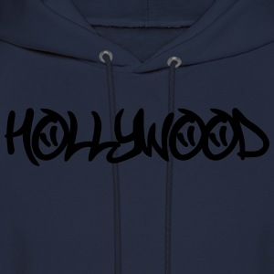 Hollywood Graffiti T-Shirts - Men's Hoodie