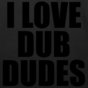 DUB DUDES Hoodies - Eco-Friendly Cotton Tote