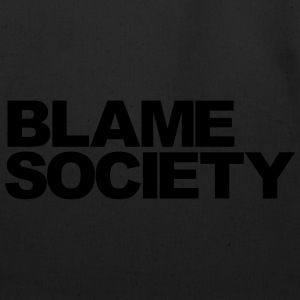 BLAME SOCIETY Hoodies - Eco-Friendly Cotton Tote