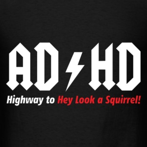 AD HD Long Sleeve Shirts - Men's T-Shirt