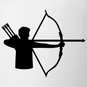 Archery T-Shirts - Coffee/Tea Mug