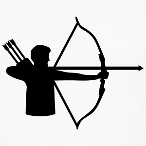 Archery T-Shirts - Men's Premium Long Sleeve T-Shirt