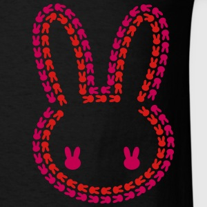 Studded Bunny Bags & backpacks - Men's T-Shirt