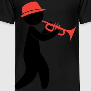 Jazz (dd)++2013 Kids' Shirts - Toddler Premium T-Shirt