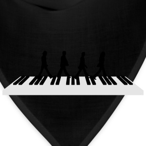 Walk Across the Piano - Bandana