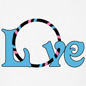 Love Hooping - Men's T-Shirt