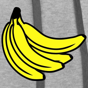 Bananas Bunch T-Shirts - Contrast Hoodie