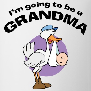 Going To Be a Grandma T-Shirt - Coffee/Tea Mug