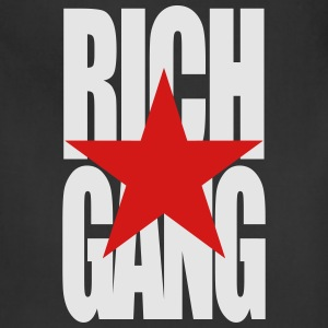 Rich Gang T-Shirts - Adjustable Apron
