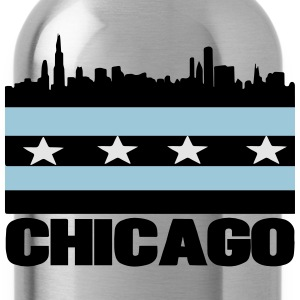 City of Chicago Hoodies - Water Bottle