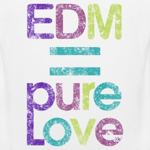 EDM = Pure Love - Men's Premium Tank