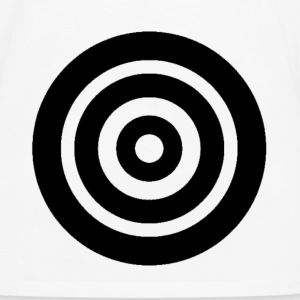 bullseye Hoodies - Men's Premium Long Sleeve T-Shirt